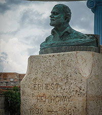 Cuba Tours, Ernest Hemingway.