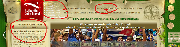 How to Book a Cuba Escorted Tour with Authentic Cuba Travel.