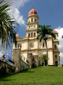 The shrine of Our Lady of Charity is housed in Cuba's only basilica.