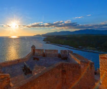 Santiago de Cuba, San Pedro de la Roca Morro Castle.