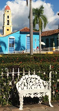 UNESCO World Heritage Site, Trinidad, Cuba.