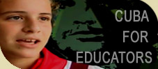 Website Cuba Education Tour Website by Authentic Cuba Travel.