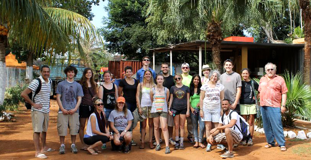University of Philadelphia Students in Cuba 2013