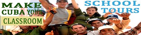 Cuba School Tours 2014