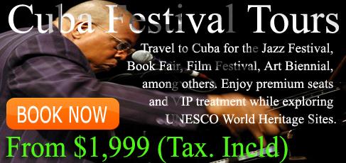 Cuba Festival Tours